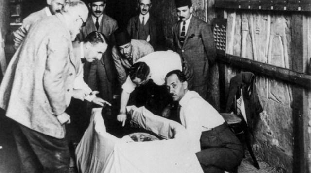 Как сложилась судьба людей, которые открыли могилу Тутанхамона