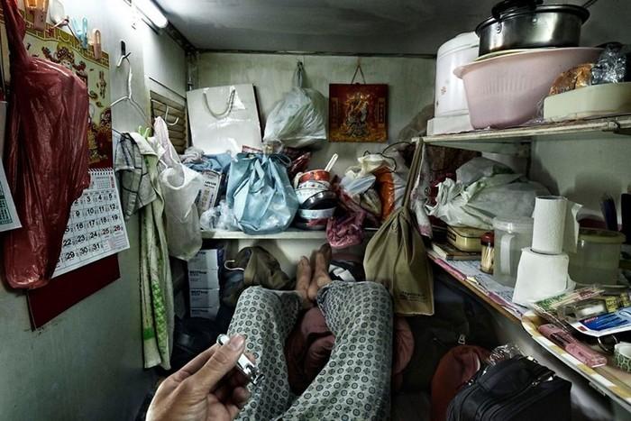 Китайская проблема нехватки жилья в фотографиях