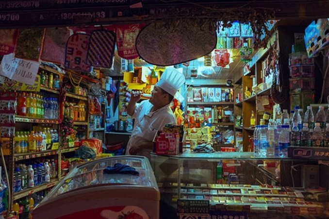 Неизвестный Китай: интересные кадры от молодого фотографа Тао Лю