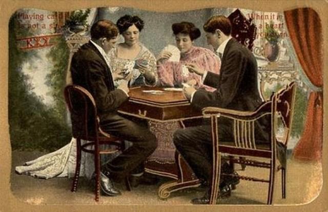 История игральных карт