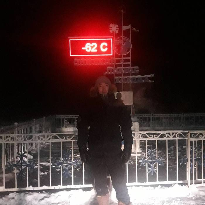 Мировые СМИ ужаснул лютый мороз в российском Оймяконе