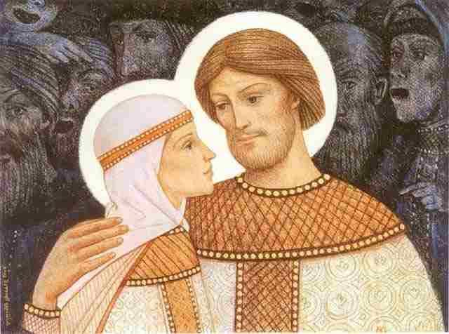 Какие имена носили русичи до принятия христианства