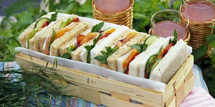 История появления сэндвича