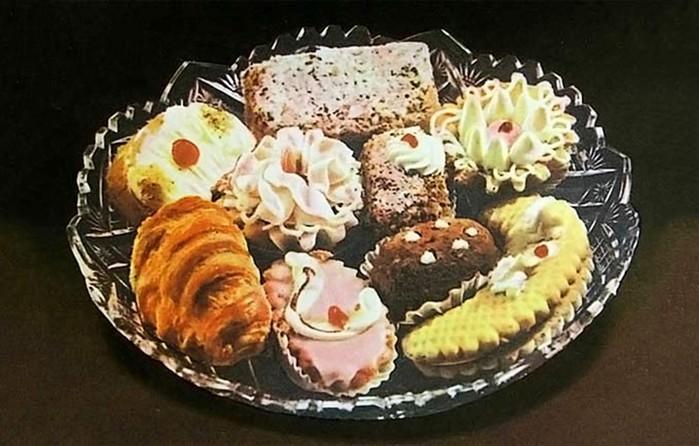 Разнообразие сладостей в СССР