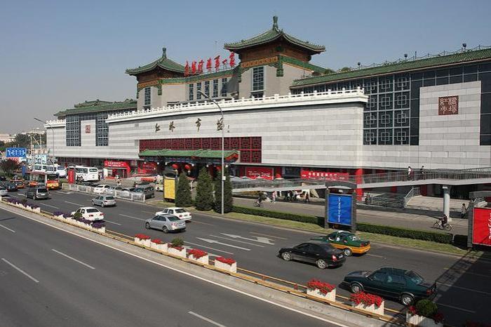 Пять лучших рынков Пекина