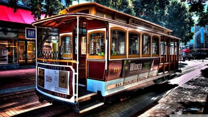 10 троллейбусов и трамваев в разных городах мира