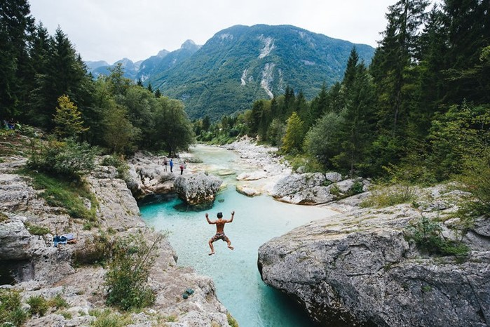 Фотограф путешествует по Европе и делится потрясающими снимками