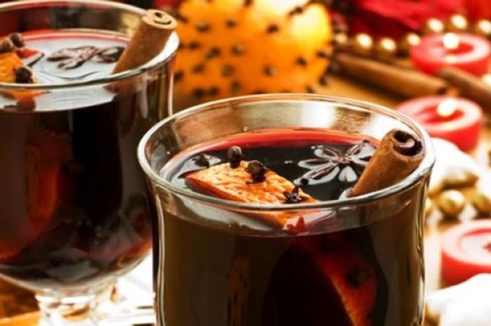 Рецепты горячих коктейлей для холодного зимнего вечера