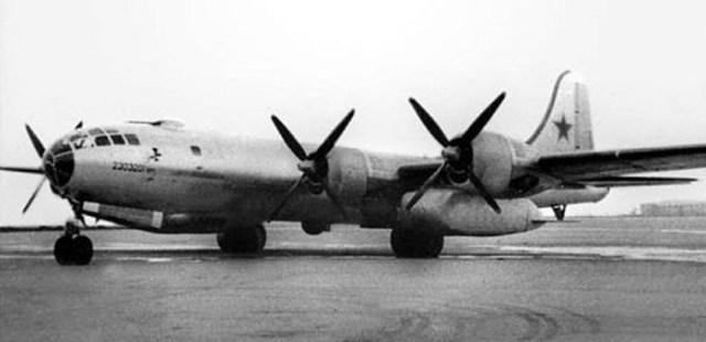 Ту 4 и другие советские копии зарубежных самолетов
