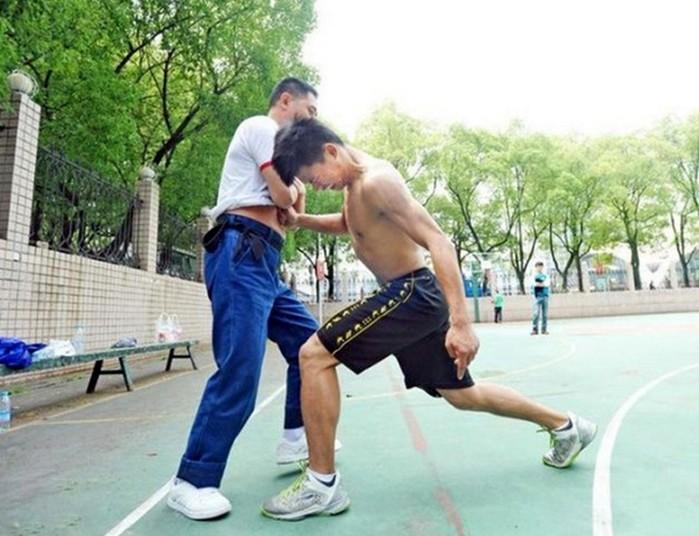 5 крутых упражнений, которые повысят болевой порог