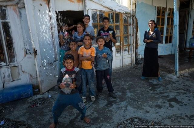 Цыгане Греции: фотографии Ильи Варламова