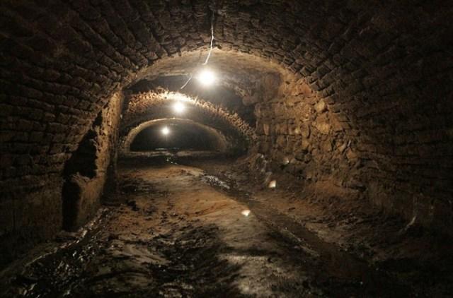 Под землей: рукотворные и природные «подземелья» со всего мира