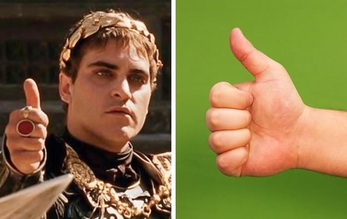 Как появились 7 самых распространенных жестов: вы можете даже не догадываться!