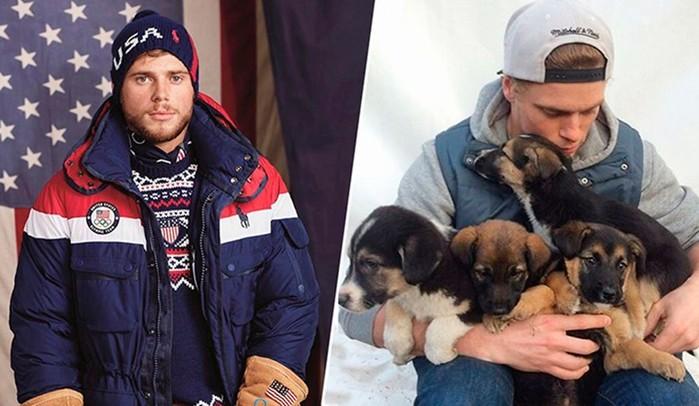 Как спортсмен на Олимпиаде в Южной Корее спас 90 собак