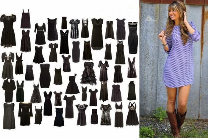 Полный гид по платьям: какое подходит твоей фигуре