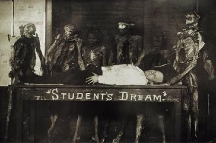 15 жутких снимков из прошлого, которые лучше не смотреть перед сном