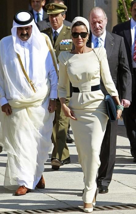 Как шейха Моза стала иконой стиля в консервативной восточной стране