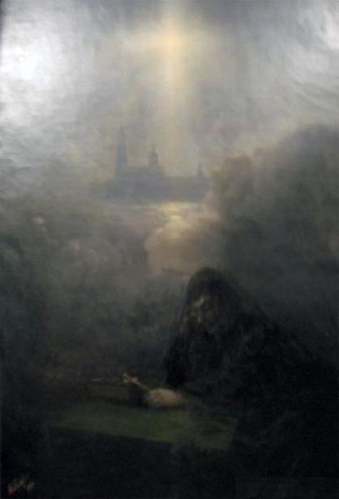 7 самых мистических картин русских художников