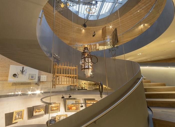 Музей хлеба PANEUM в Австрии: экскурсия на фотографиях