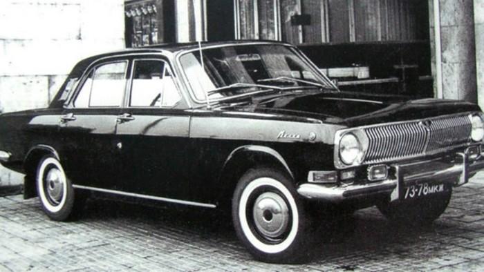 Автомобили секретных служб СССР: факты и фотографии