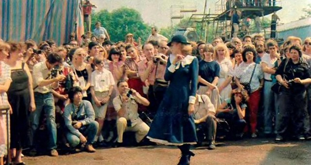 За кадром популярных советских фильмов: редкие фотографии