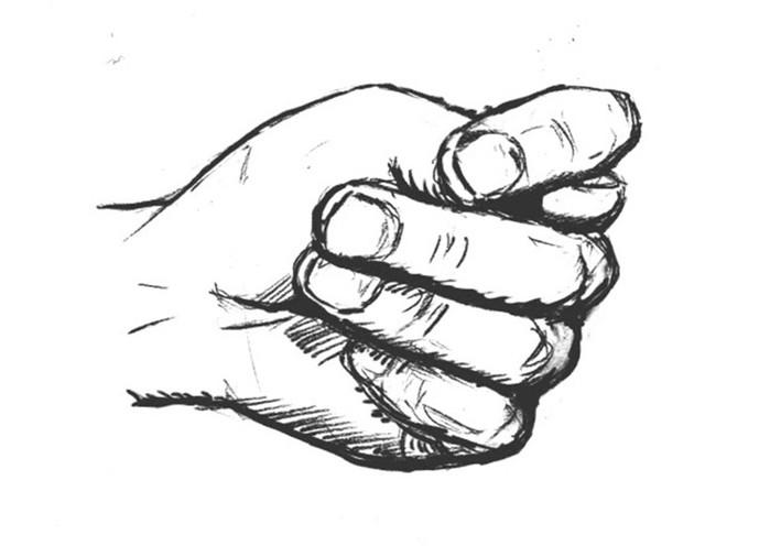 Как можно использовать большой палец