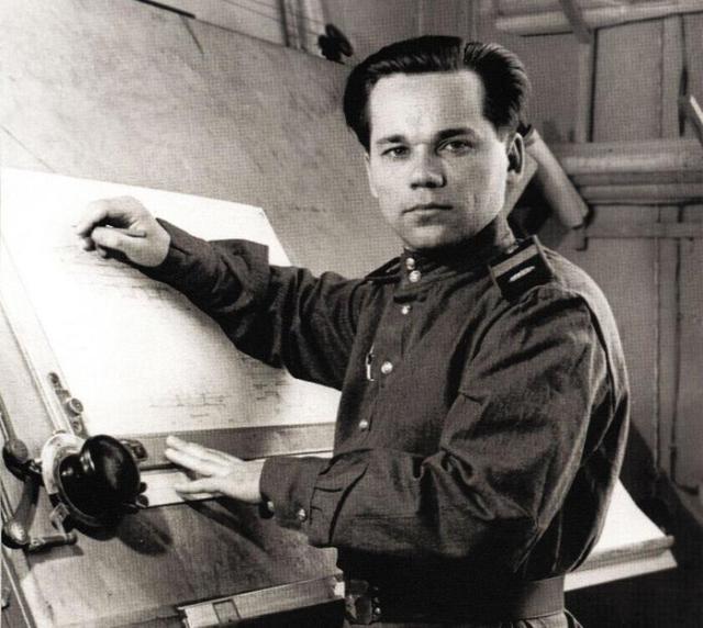 Кто создал автомат Калашникова, если не Михаил Калашников?