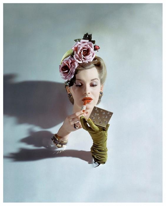Фотограф Джон Ролингс: изысканные 40 е в журнале Vogue