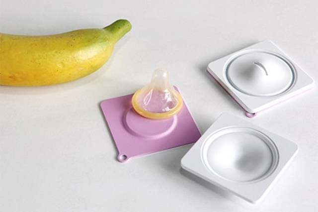 Странные изобретения, призванные улучшить презервативы