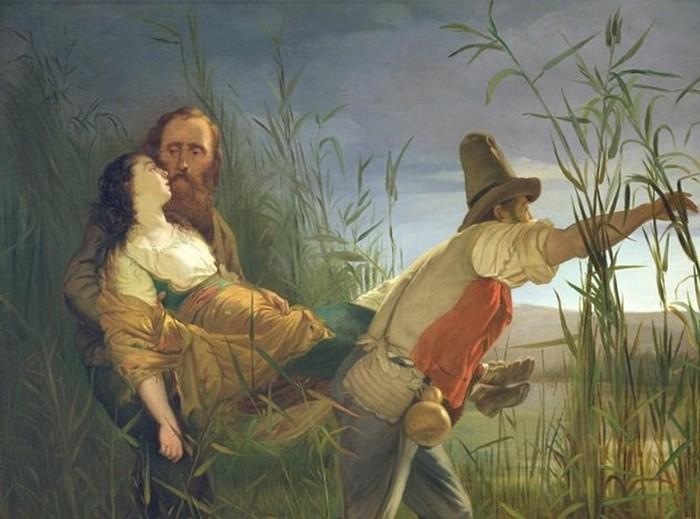 Великие любовные романы, которые изменили историю