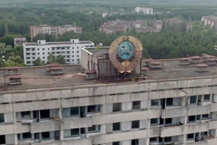 7 самых страшных кадров, снятых в Чернобыле