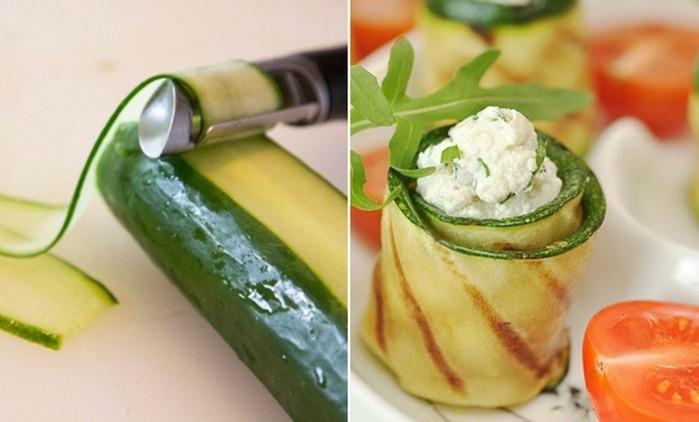 10 возможностей обычной овощечистки, о которых мало кто знает