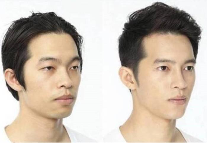 Необычные стандарты мужской красоты: отбеленная кожа и огромный живот