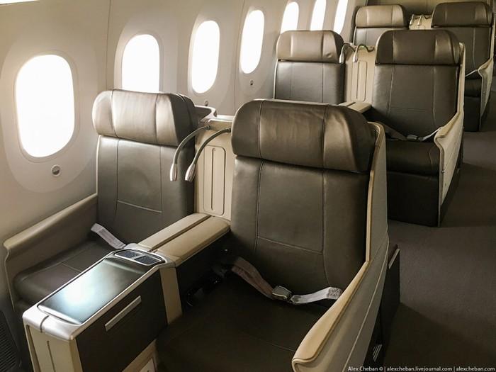 Дримлайнер: частный самолет по цене 70 тысяч долларов в час