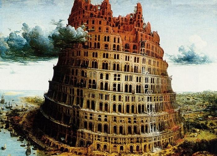 Самые высокие сооружения в Древнем мире