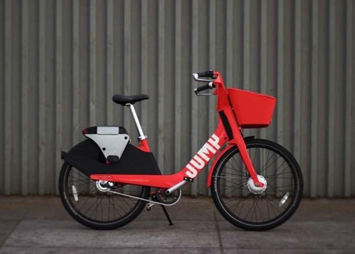 Компания Uber будет развивать рынок проката велосипедов в проекте Jump