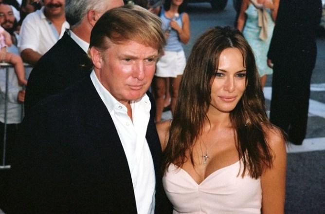 Мелания Трамп, прежде чем стать первой леди США...