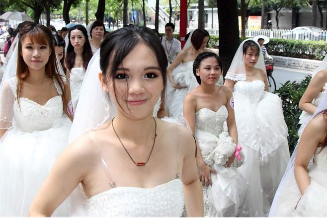 Жениться на китаянке, или Любви все расы покорны