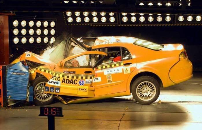 Самые сумасшедшие краш тесты автомобилей, которые проводят компании производители