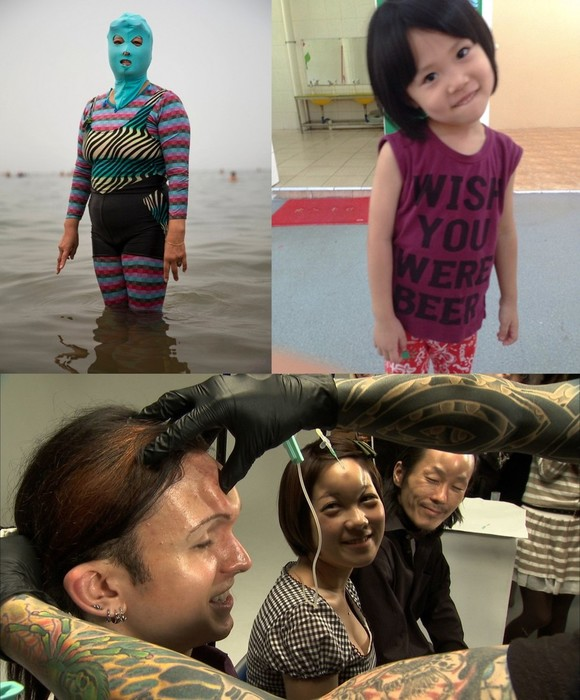 Самые странные тенденции современной восточной моды
