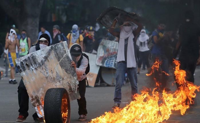 Каракас: как живут люди в самом опасном городе планеты