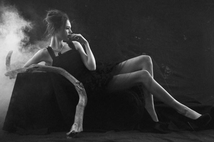 Модные фотографии обычных женщин от Хоа Буй