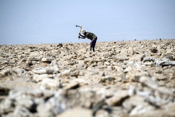Долина смерти в Эфиопии: как выглядит самое мертвое место на планете