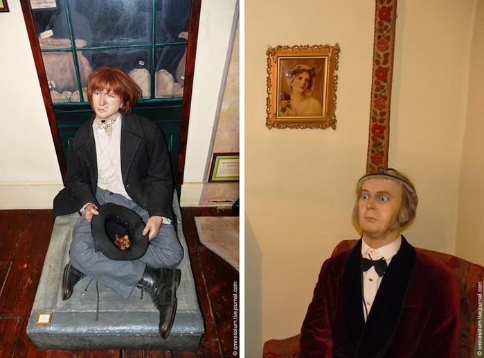 Экскурсия в лондонский музей Шерлока Холмса: фотографии