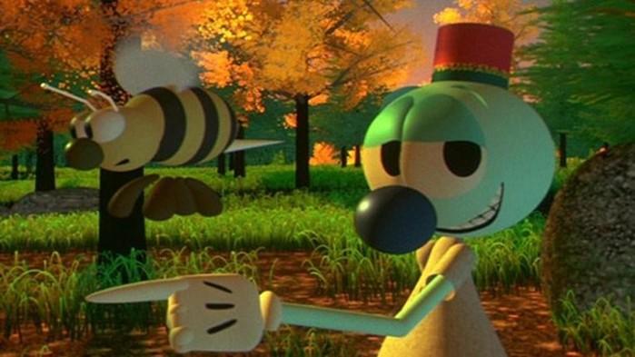 Самые лучшие короткометражные мультфильмы