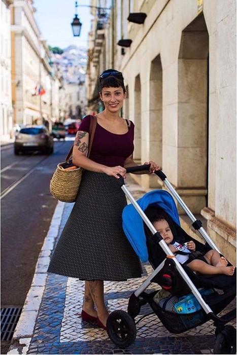 Создатель «Атласа красоты» добралась до матерей всего мира: фотографии Михаэлы Норок