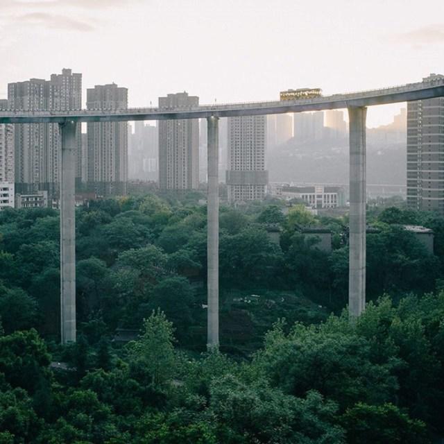 Огромный город Китая с населением, больше Лондона и Нью Йорка вместе взятых