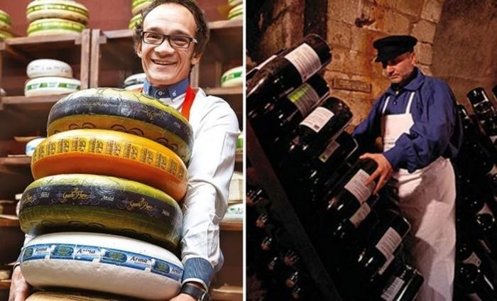 10 самых необычных профессий, связанных с едой и алкоголем