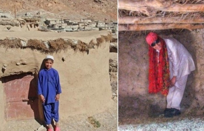 Иранская деревня Махуник: убежище гномов и лилипутов