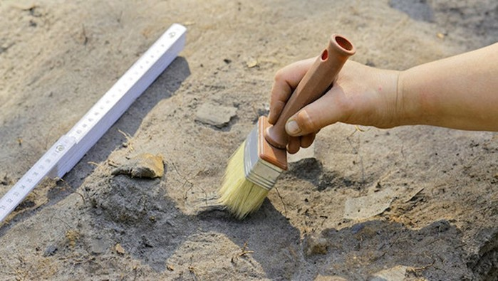 Археологическая находка, которая заставляет поверить в библейские события